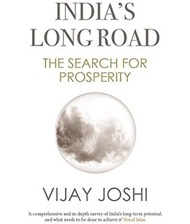 Vijay Joshi India's Long Road: The Search for Prosperity Penguin, 2016