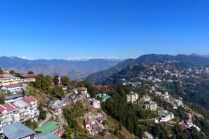 Mussoorie Ridge, Uttarakhand. Credit: Paul Hamilton, Flikr