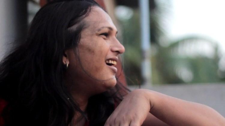 Transgender activist Raina Roy. Credit: Upasana Agarwal