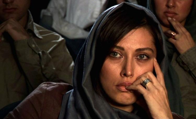 A still from the film Shirin