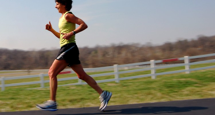 Practicing running can be a comical process to start with. Credit: Brett Lohmeyer/flickr/CC BY 2.0