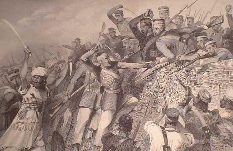 rebellion of 1857