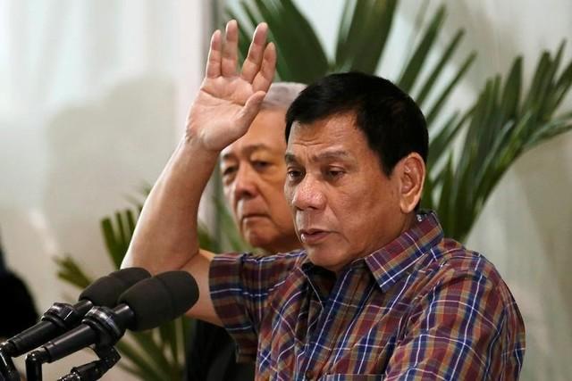 Philippine President Rodrigo Duterte. Credit: Reuters/Erik De Castro