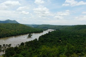 The Cauvery river. Credit: Ashwin Kumar/Flickr CC BY-SA 2.0