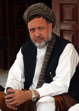 Mohammad Mohaqiq. Credit: Wikimedia Commons