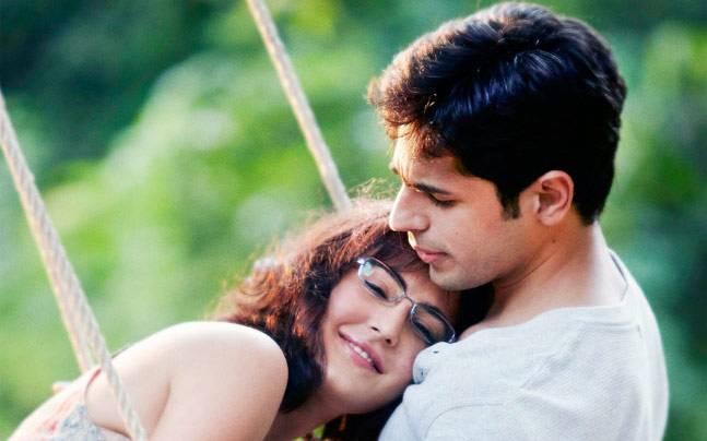 Katrina Kaif and Siddharth Malhotra in Baar Baar Dekho