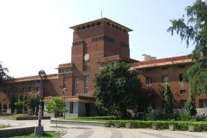 Delhi University. Credit: PTI