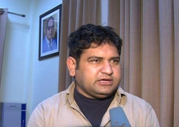 Sandeep Kumar. Credit: PTI