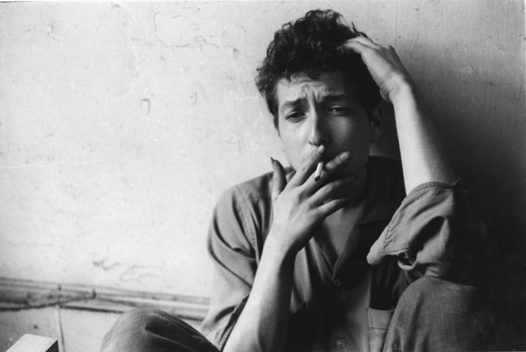 Bob Dylan, from the 1960s. Credit: Reuters