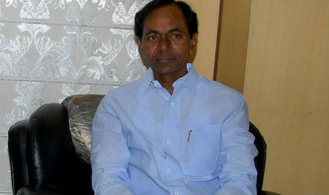 Telangana chief minister. Credit: Facebook