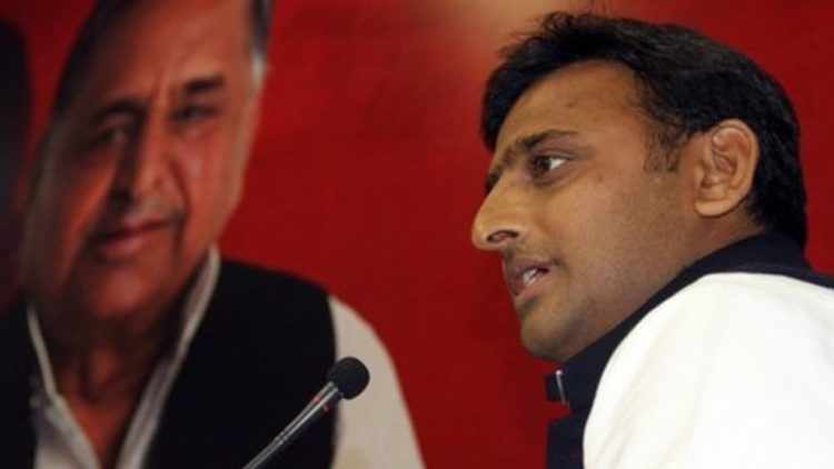 Looking beyond the SP? File photo of Akhilesh Yadav. Credit: PTI