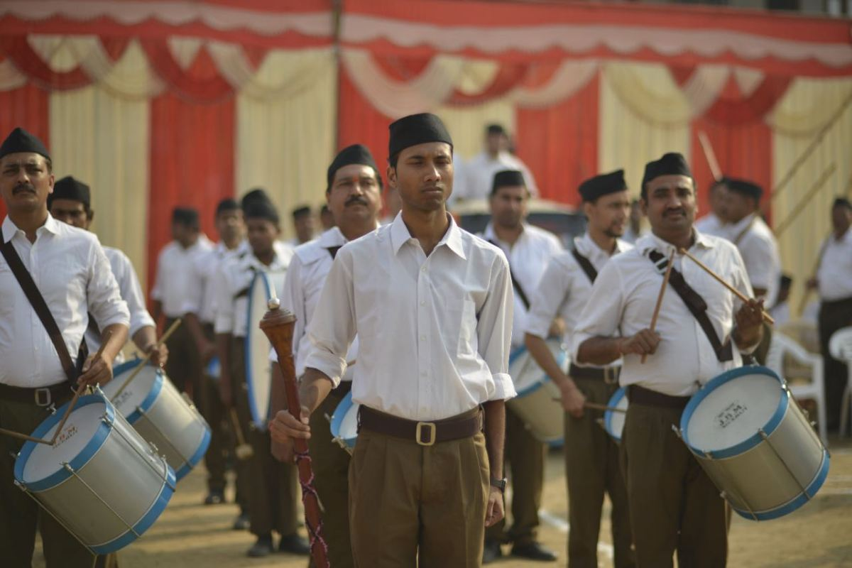 New Uniforms For Rajasthan Government Schools Are Suspiciously Similar to RSS Uniform