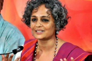 Arundhati Roy. Credit: PTI/Files