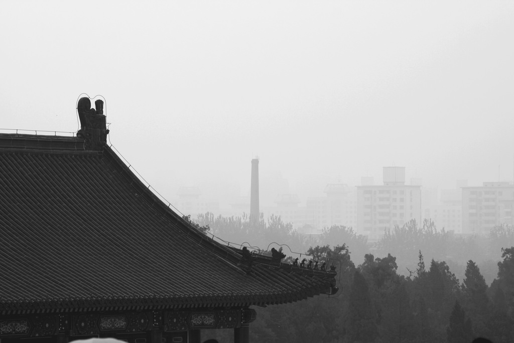 Beijing, 2006. Credit: Gabriele Battaglia/Flickr, CC BY 2.0