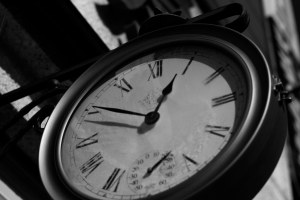 James Gleick explores the trope of time travel in the popular and scientific imagination as something that could be enabled by technology rather than a flight of mind or spirit. Credit: sfj/Flickr, CC BY 2.0
