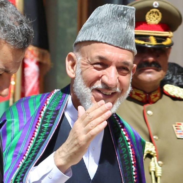 Hamid Karzai. Credit: Facebook