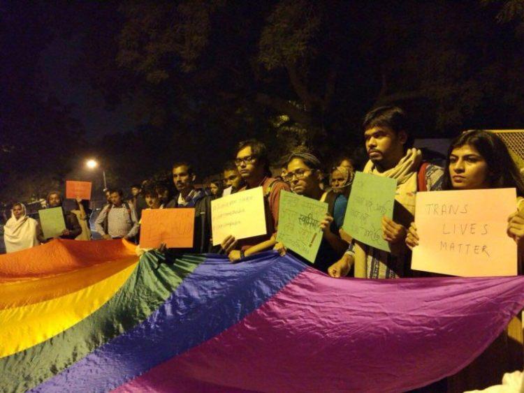 Protests from November 14. Credit: Ajita Banerjee