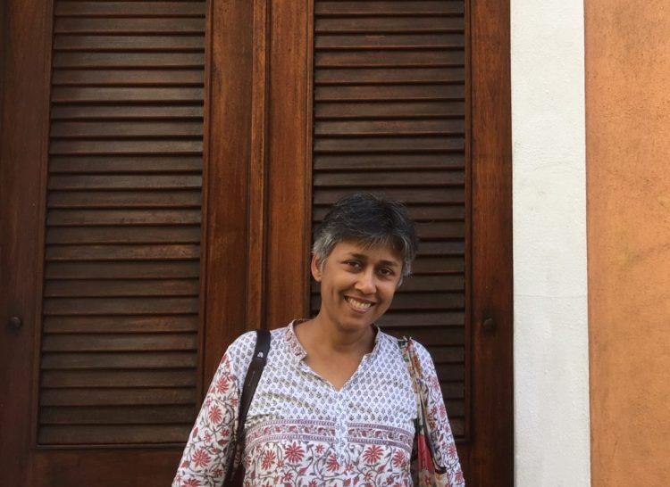 Professor Nandini Sundar. Credit: Special Arrangement