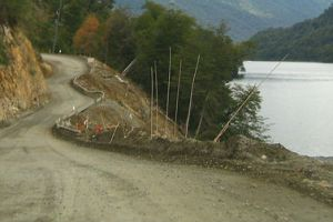 There is a severe need to track rapid road development. Credit: CC by James Byrum/Flickr