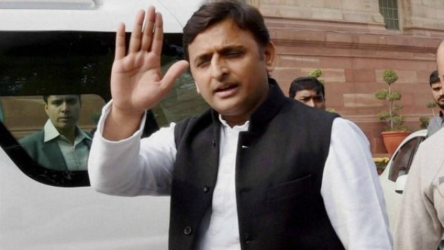 Akhilesh Yadav's expulsion from the Samajwadi Party has been revoked. Credit: PTI/Files