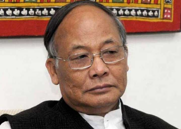 Manipur chief minister Okram Ibobi Singh. Credit: PTI