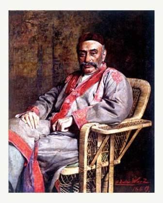 Jasmsetji Tata. Credit: Wikimedia Commons