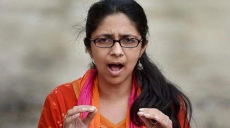 Swati Maliwal, head of the Delhi Women's Commission. Credit: PTI