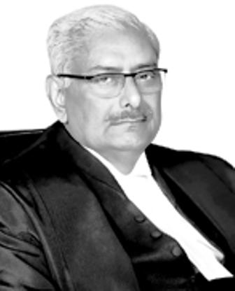 Justice Arun Mishra. Courtesy: Supreme Court of India