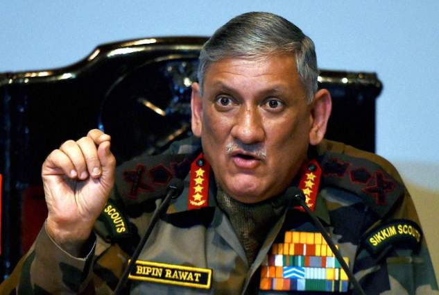 General Bipin Rawat. Credit: PTI
