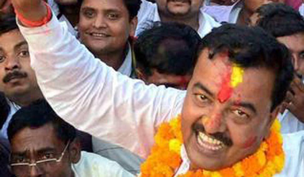 Keshav Prasad Maurya. Credit: PTI/File Photo