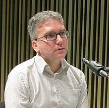 Cultural theorist Mark Fisher. Credit: Wikimedia Commons