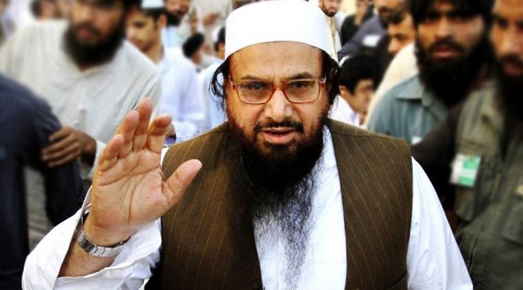 Hafiz Saeed. Credit: Reuters/Files