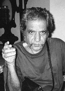 Bombay poet Arun Kolatkar. Credit: Wikipedia