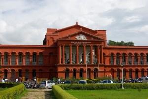 Karnataka High Court. Credit: PTI