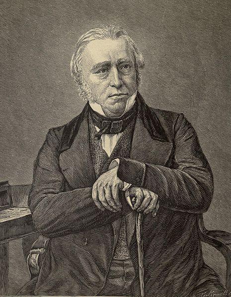 An illustration of Thomas Babington Macaulay. Credit: Wikimedia Commons