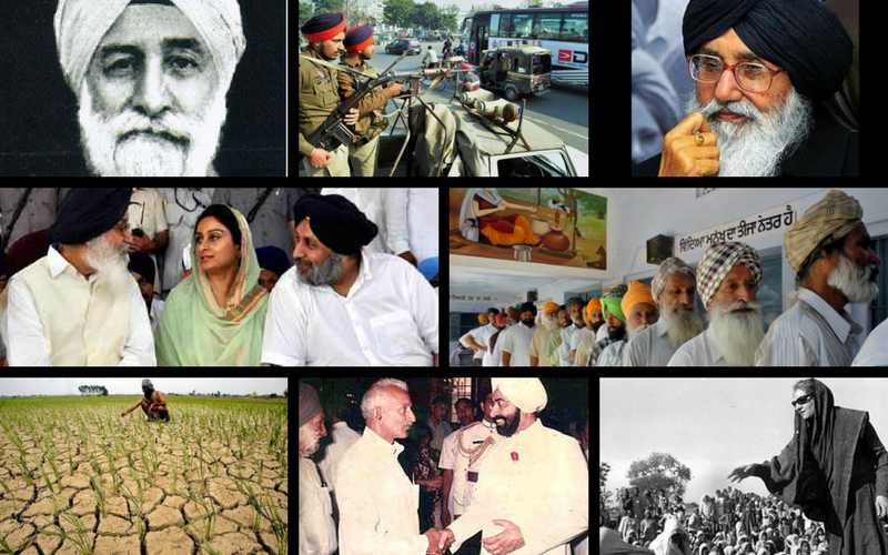 The electoral history of Punjab.