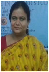Prof Rajshree Ranawat. Credit: JNVU, Jdhpur