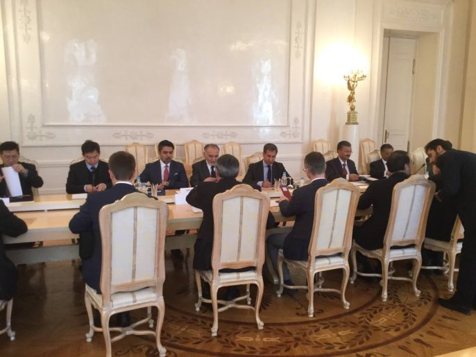 At the six-party talks on Afghanistan, Moscow made its opposition to Taliban clear and reaffirmed their support to the NUG peace efforts.