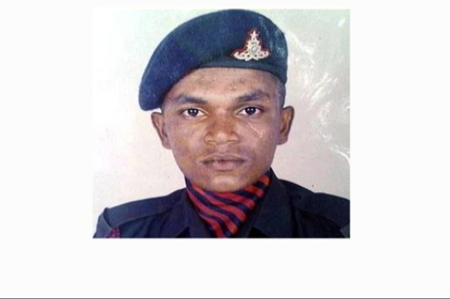 Army sahayak Roy Matthew. Credit: Screenshot