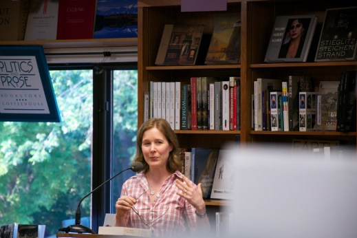 Ann Patchett. Credit: Politics and Prose Bookstore/Flickr CC BY-SA 2.0