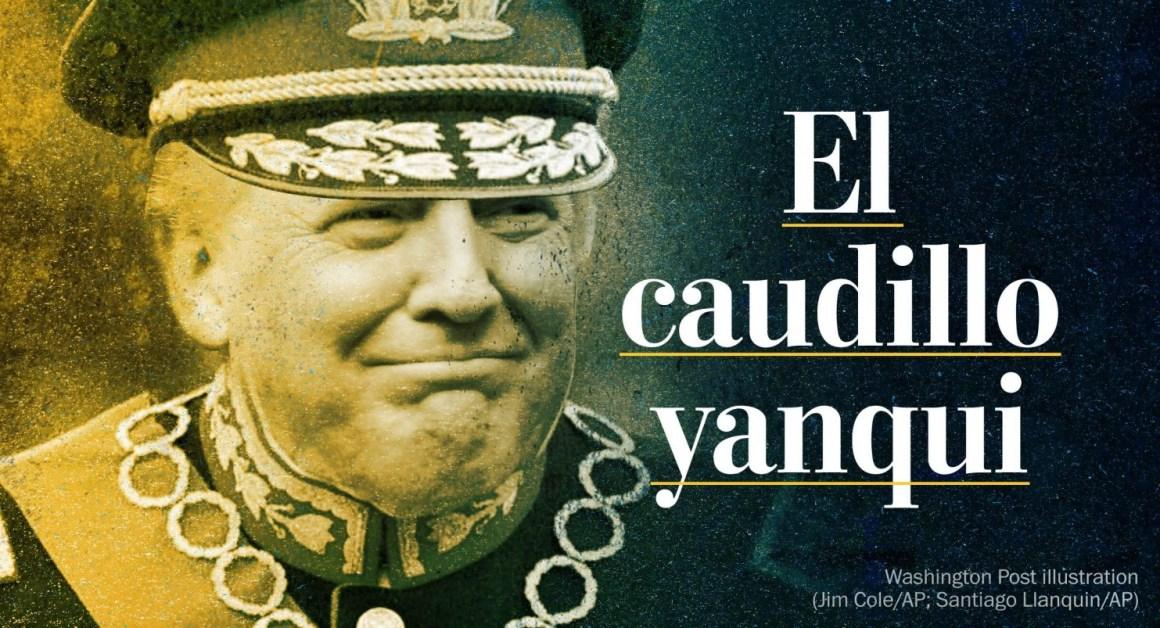 trump yanqui