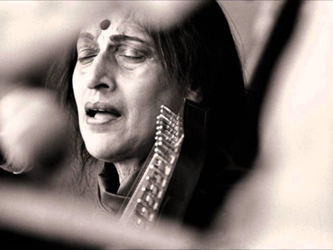 Kishori Amonkar1932-2017 Credit: YouTube