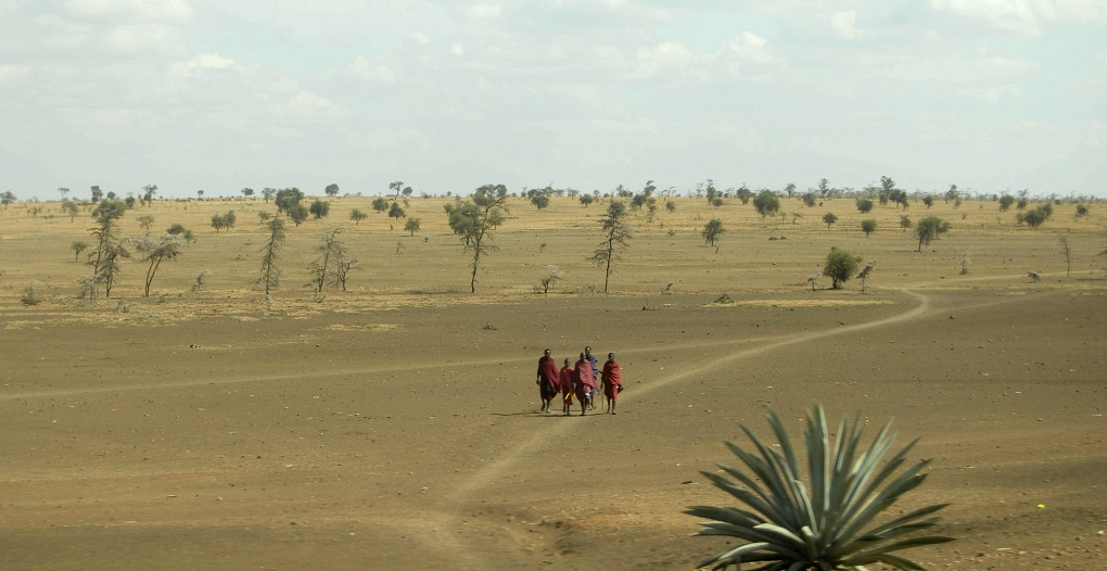 Among those pushed out from their homes in Tanzania were the Maasai. Credit: Kris Fricke/The Third Pole