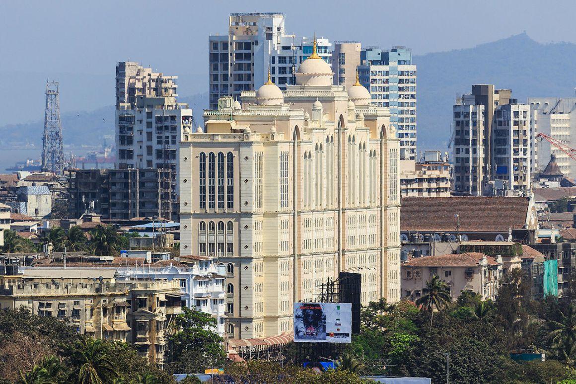Saifee Hospital, Mumbai. Credit: Wikimedia Commons