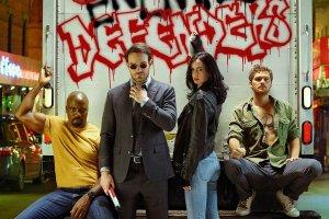 Marvel's 'Defenders'. Credit: Netflix/Marvel