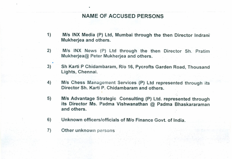 As the CBI Arrests Karti Chidambaram  Here s a Quick Guide to the INX Media Case