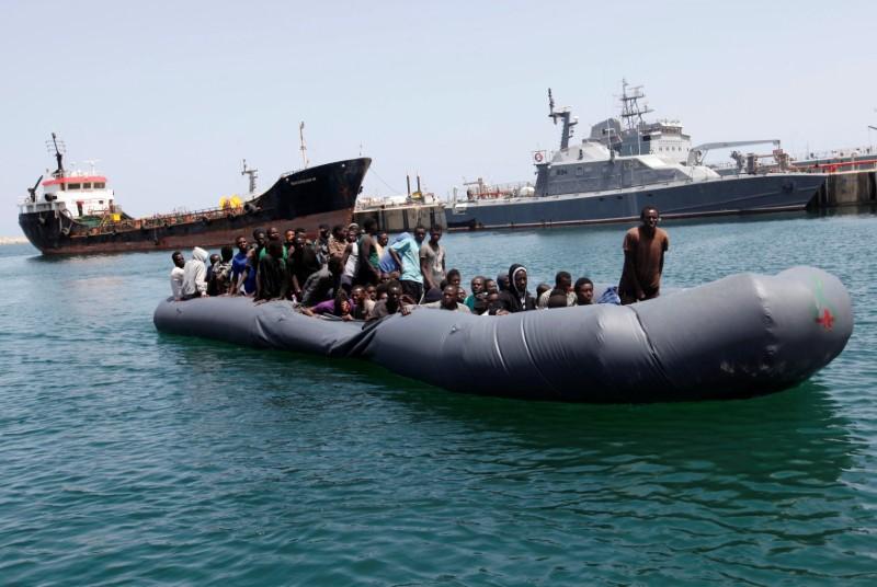 ICC prosecutor mulls inquiry on crimes against migrants in Libya