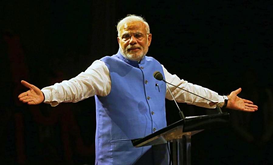 Prime Minister Narendra Modi. Credit: Reuters/Rick Stevens/Files