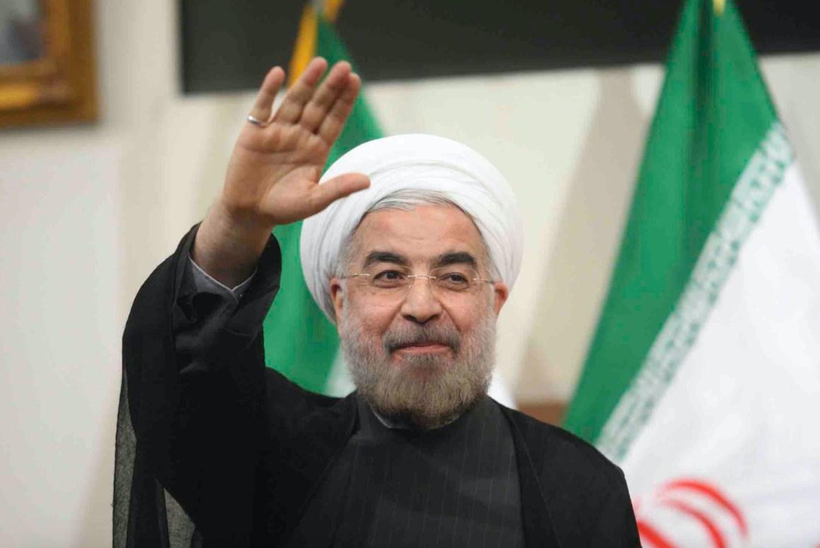 Iranian President Hassan Rouhani. Credit: Reuters/Fars News/Majid Hagdost/Files