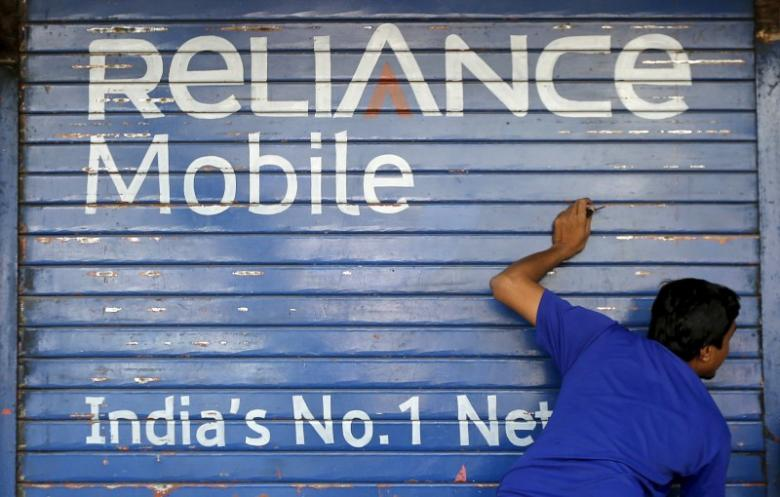 Reliance Communications - In trouble? Credit: Reuters